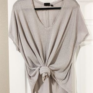 Grey t shirt, Urban Outfitters, Size L